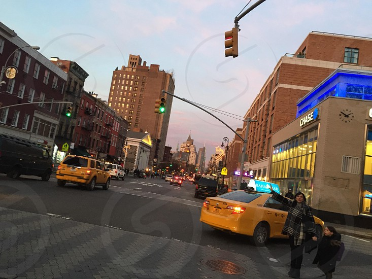 Streets of New York photo
