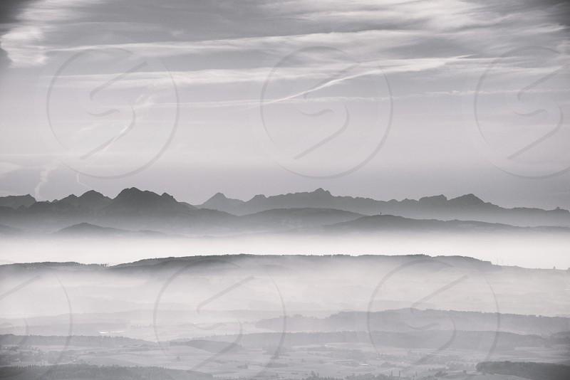 Mountain View in Switzerland photo