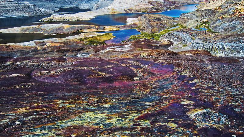 Patagonia argentina landscape photo