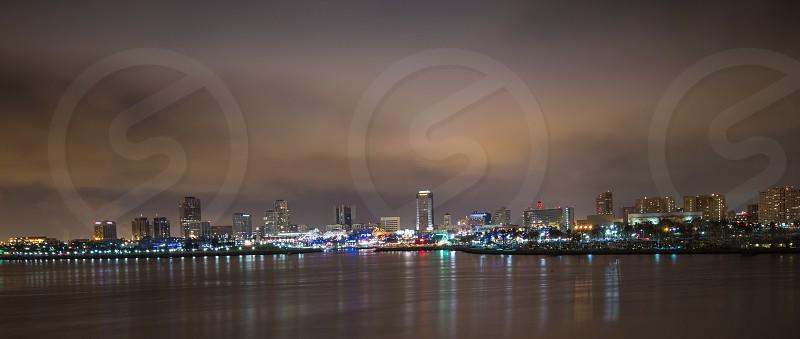 Long Beach California.  photo