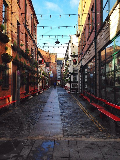 Belfast City Centre N.Ireland photo