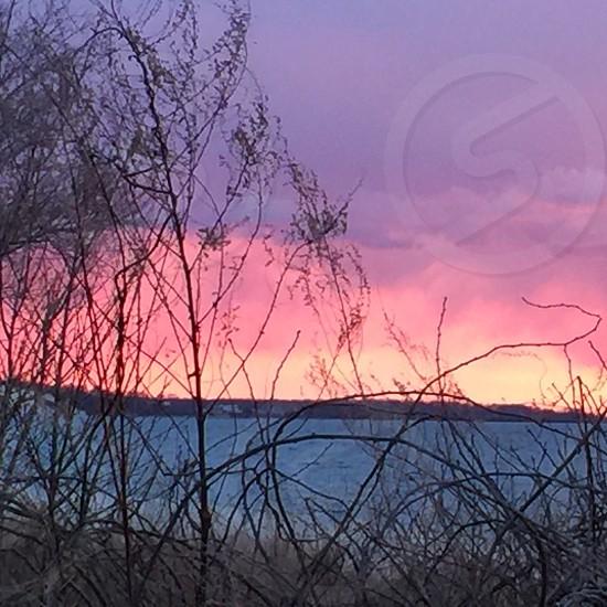 Sunset Hamptons Long Island  photo
