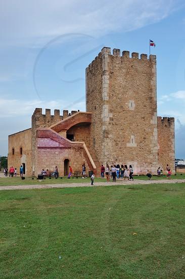 Fortaleza Ozama in Santo Domingo Dominican Republic photo