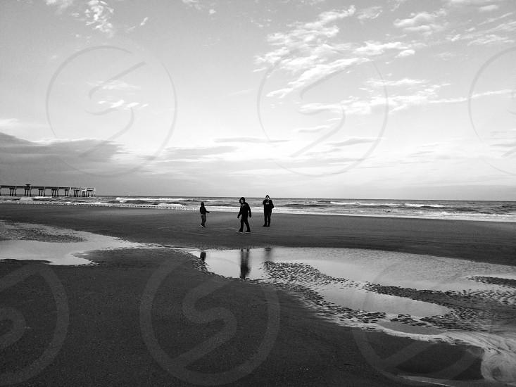 Jacksonville beach. photo