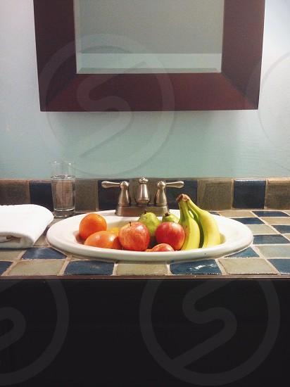 various fruits photo