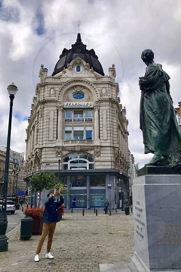 Travel focus Brussels Belgium  photo