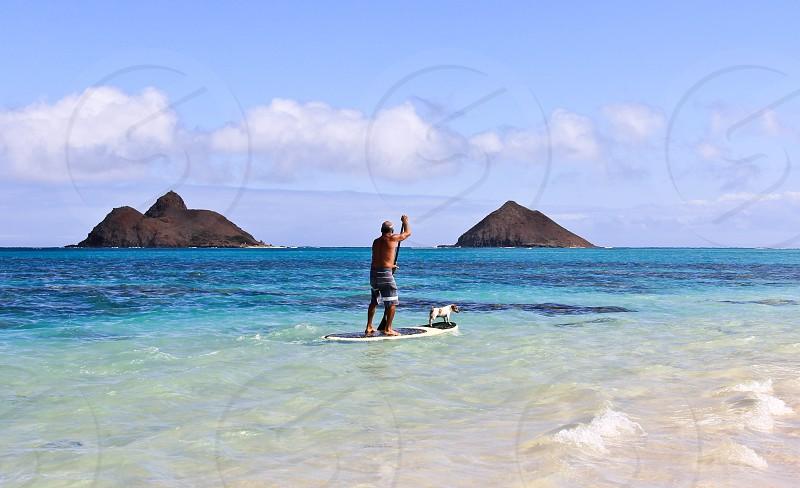 Lanikai Beach Hawaii photo