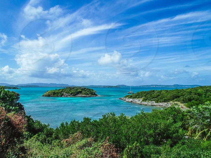 Antigua Landscape photo