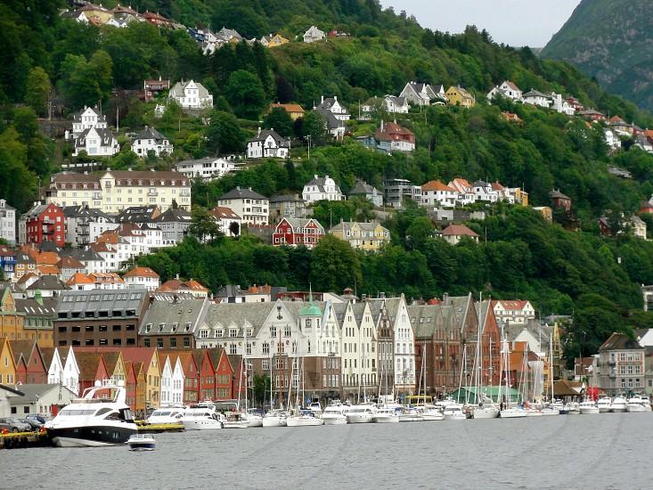 Bergen Norway. photo