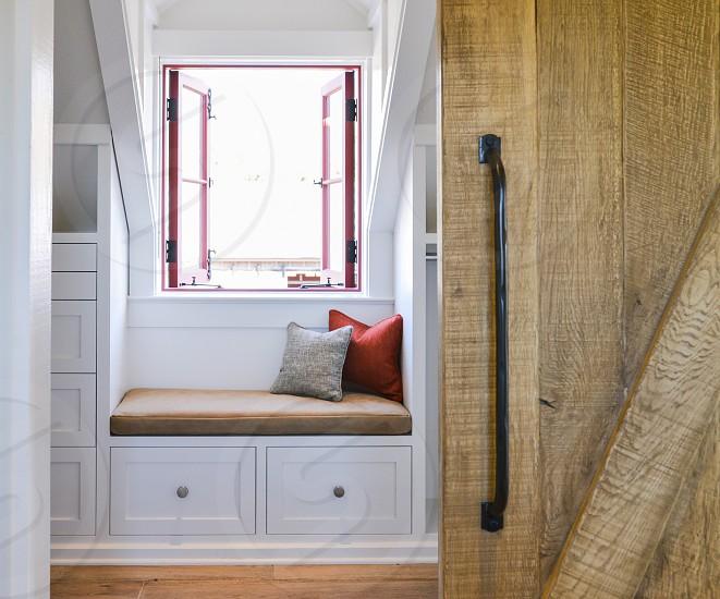 home design decor interior window wood house closet photo