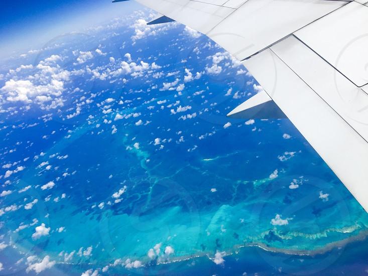 hawaii travels takeoff airplane photo