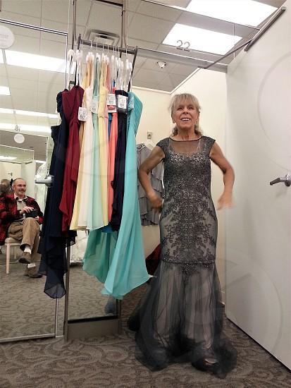 Dress Shopping With Future Husband photo