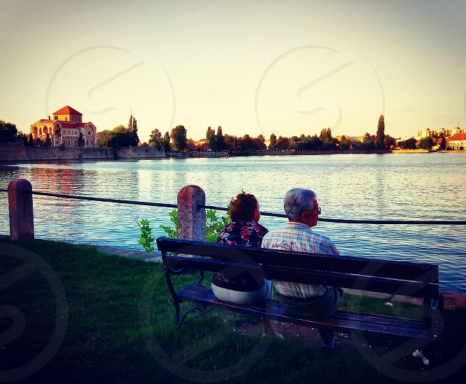 Tata Hungary Elderly Love photo