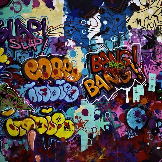 Mr.Cope Bowery wall NYC  photo