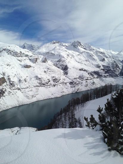 Tignes - French Alps 2014 photo