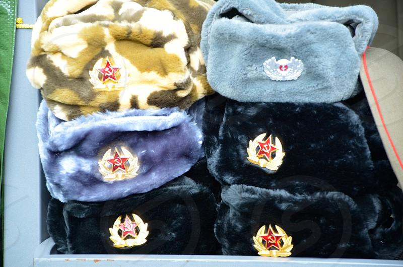 Hats Russia photo
