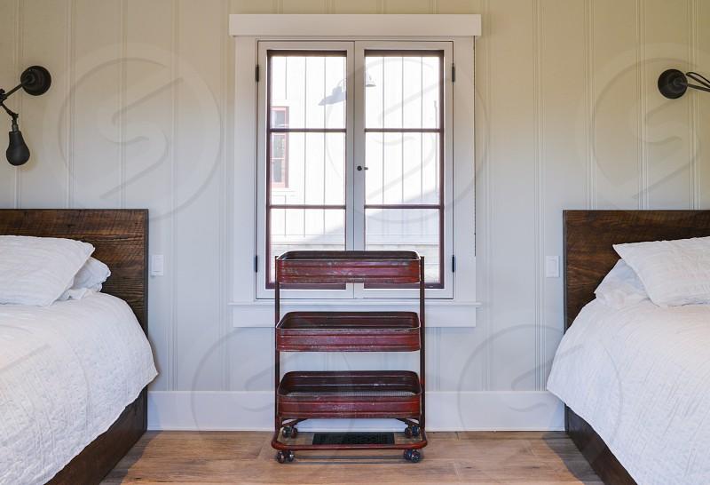 home design decor interior window wood house bedroom photo