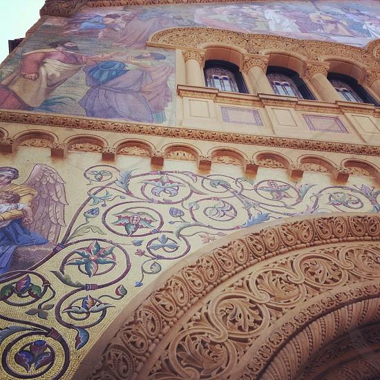 Stanford church photo