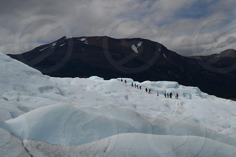 Glacier Trekking - Patagonia photo