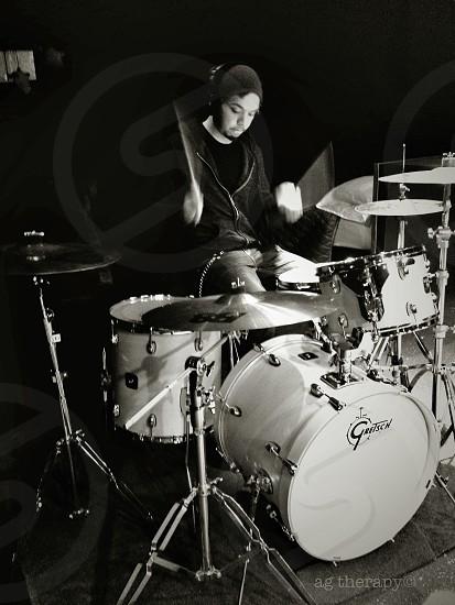 Drummer | Seattle Washington photo