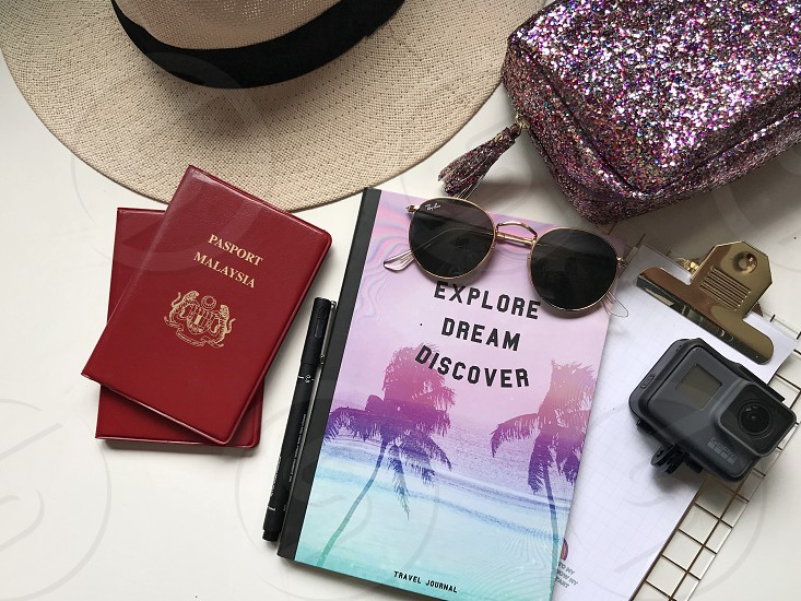 #travel #travel items  photo