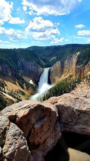 Yellowstone WY photo