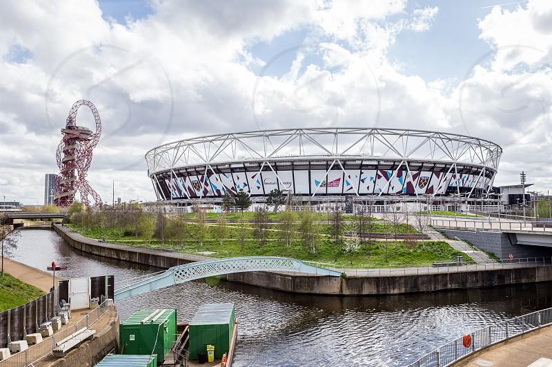 Olympic Park Stratford London photo