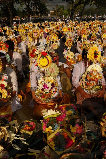 Bali traditional culture photo