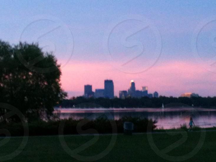 view of lake photo