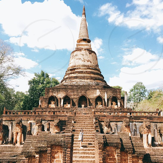 Thailand Only Unesco Heritage and cultural  photo