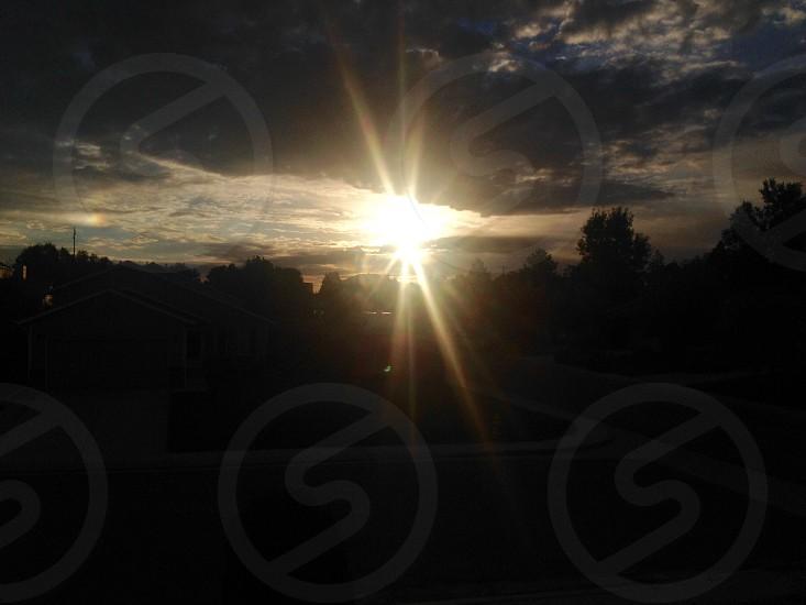 CO Sunrise photo