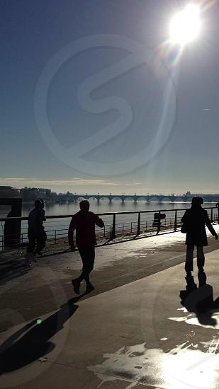 Jogging  spring esprit photo