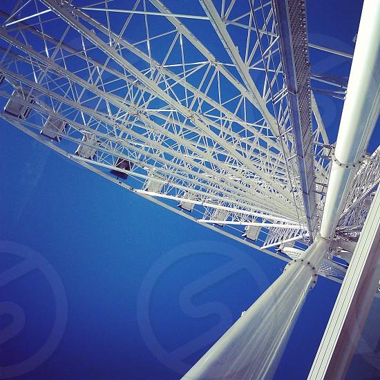 Seattle great wheel photo