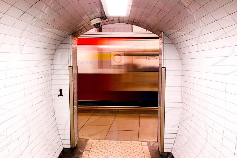 London Underground  photo