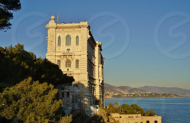 Oceanographic Museum in Monaco Ville photo