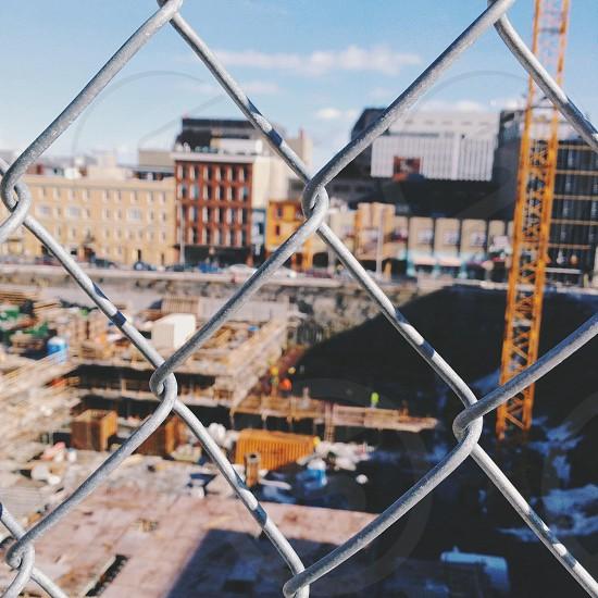 Construction Zone photo