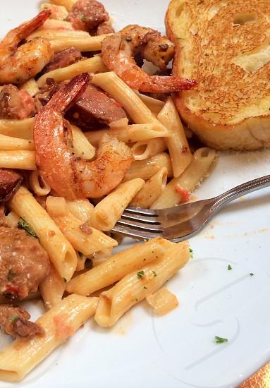 Cajun pasta photo