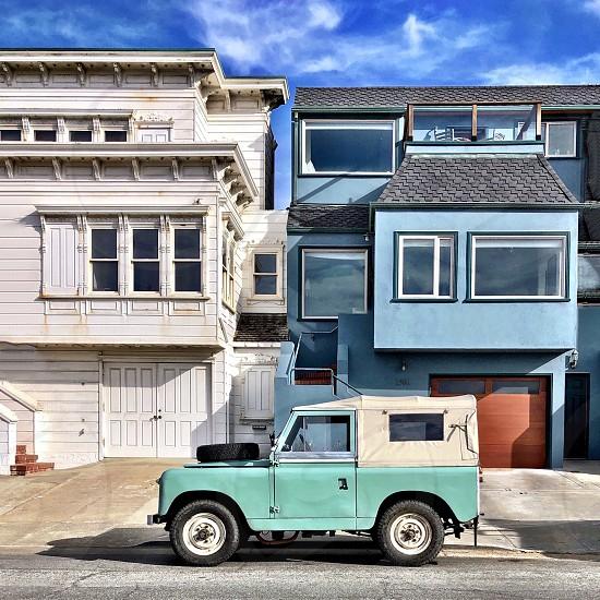 Classic Jeep photo