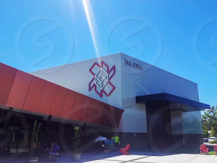 the community hall of Wodonga Victoria Australia photo