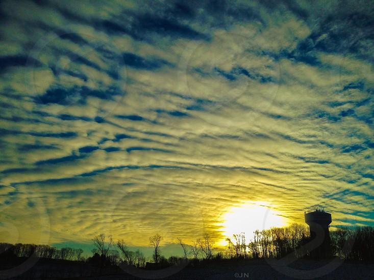 stratus clouds photograph photo