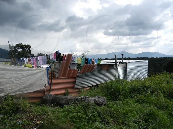 Guatemalan home photo