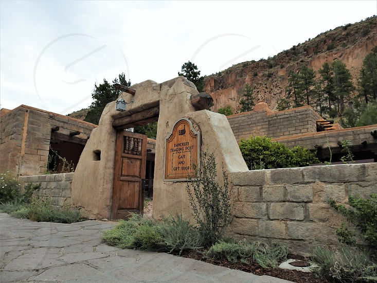 Trading Post Bandelier National Monument photo