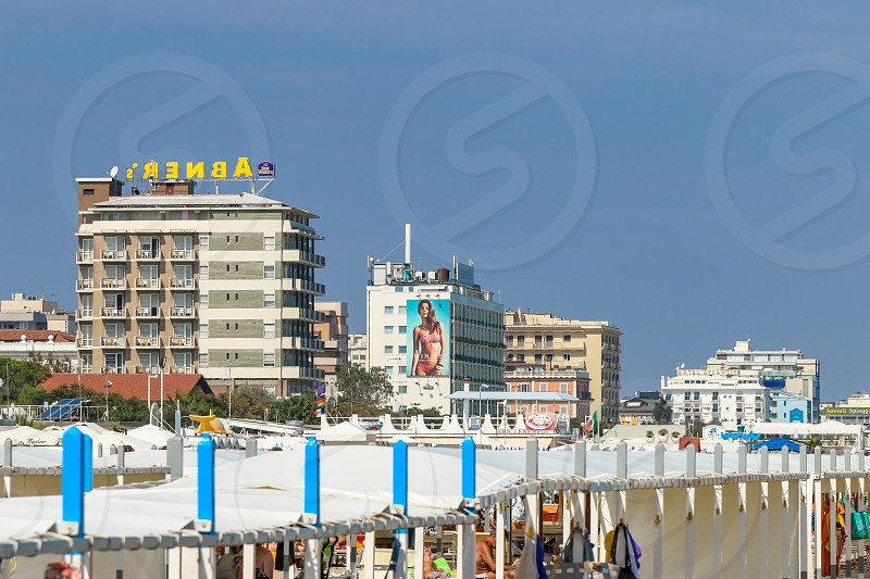 Hotels by the beach Italy Riccone photo