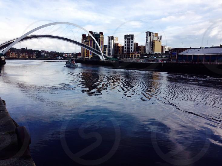 Millennium Bridge - Newcastle upon Tyne photo