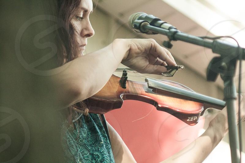 Molly Healey at Barnout XI. photo