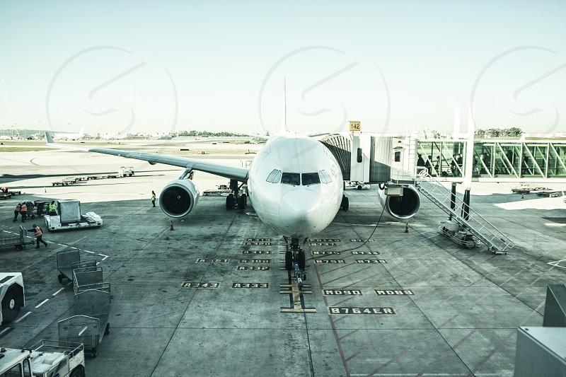 Airportlisbonportugalairplaneairbus photo
