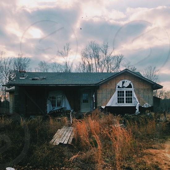 Abandoned.  photo