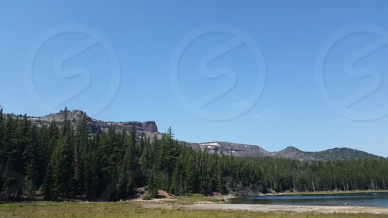 Three Sister's Creek Lake photo