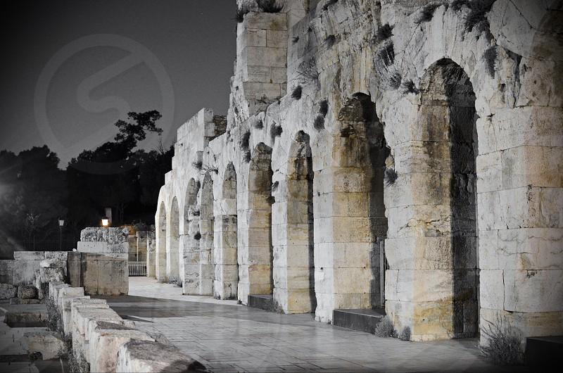 Ancient Greek Theatre photo
