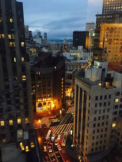 San Francisco•Skyline•Nightscape photo